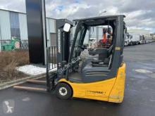 Jungheinrich EFG 215 / Triplex: 4.35m! / STVZO / nur 3.179h! wózek diesel używany