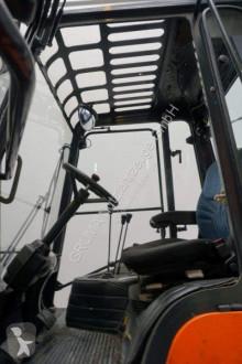 Carretilla elevadora Lugli 100 CE carretilla diesel usada