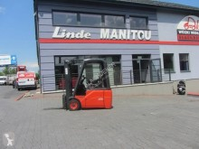 Електрокар Linde E16C-01 Duplex , side shift