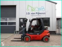 Linde H20T-03 2t LPG triplex 4.5m sideshift 4x hydrauliek!