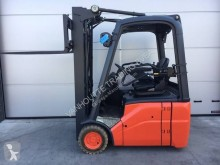 Linde E15-01 used electric forklift