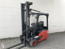 Linde E 18/386-02 EVO used electric forklift