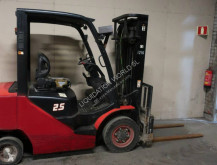 Hangcha CPCD 25 XW32 F 2500 kg forklift toyota-linde chariot diesel occasion