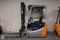 Still RX50-15 3,5mts 3-wheel electric forklift truck electrostivuitor second-hand
