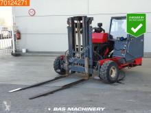 carretilla transportable Moffett M9 24.3 Piggy-back forklift - Kooiaap