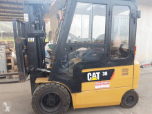 Caterpillar EP 30 K PAC used electric forklift