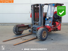 Moffett M9 24.3 Piggy-back forklift - Kooiaap lorry mounted forklift used