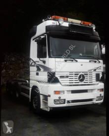 heftruck nc Mercedes-Benz 2553L hook-lift truck Multilift 8x2