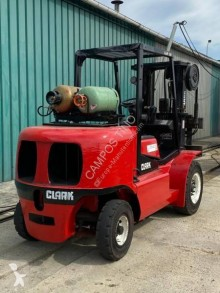 Clark CGC 50 chariot à gaz occasion
