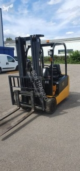 Hangcha CPDS 18J used electric forklift