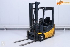 Jungheinrich EFG 215 450 DZ tweedehands elektrische heftruck