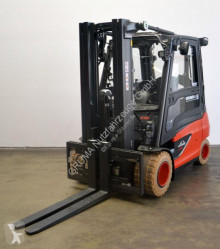 Linde E 35 L/387 used electric forklift