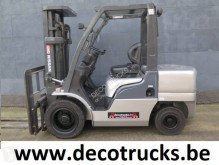 Heftruck Nissan YGL02A35U tweedehands