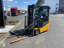 Jungheinrich EFG 215 / Triplex: 4.35m! / STVZO / nur 3.255h! wózek diesel używany