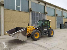 JCB 541-70 incarcator pe roti second-hand