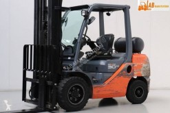 Toyota used gas forklift