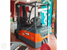 Toyota 7FBEF15A used electric forklift