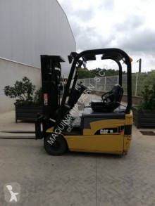 Caterpillar EP16NT electrostivuitor second-hand
