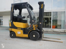 Yale GLP16 VX used gas forklift