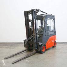 Linde electric forklift E 16 P/386