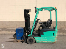 Mitsubishi FB16NT used electric forklift