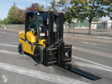 Yale GLP55VX used gas forklift