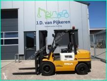 vysokozdvižný vozík Halla HDF30 3t diesel triplex 4.7m + sideshift doorrij 212cm!