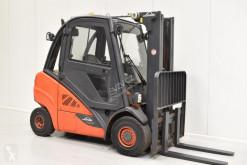 Linde H30 H 30 D-02 used diesel forklift