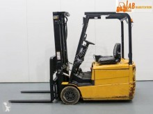Caterpillar EP16KT used electric forklift