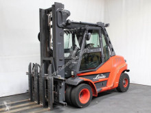 Linde H 80 D-02/900 396 wózek diesel używany