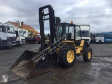 Massey Ferguson electric forklift