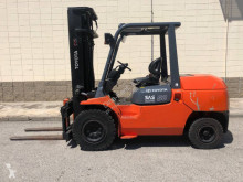 Toyota 7 FD A 50 used diesel forklift