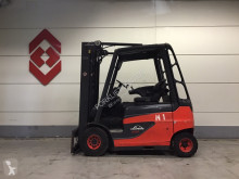 stivuitor Linde E20-01 4 Whl Counterbalanced Forklift <10t