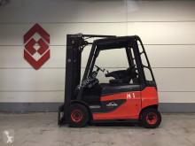chariot élévateur Linde E20-01 4 Whl Counterbalanced Forklift <10t