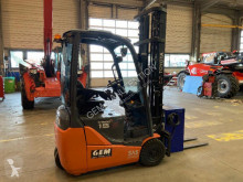 Toyota electric forklift 8FBET15