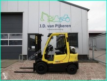 Hyster H2.5FT LPG triplex 4.9m freelift + 3x hydrauliek!
