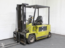 Clark EM 30 used electric forklift