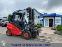 Diesel vagn Linde H45D Stapler Frontstapler Drehkranz