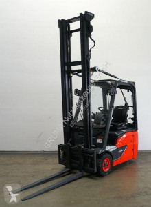 Linde E 14/386-02 EVO used electric forklift