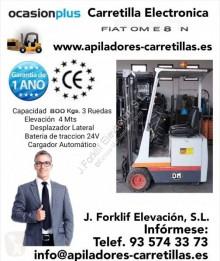 carretilla eléctrica Fiat-Om
