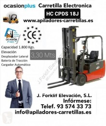carretilla eléctrica Hu-Lift