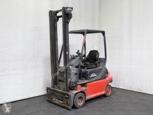 Linde E 20 P-02 335 used electric forklift