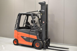 Linde E 25 H-01/800 E 25 H-01/800 used electric forklift