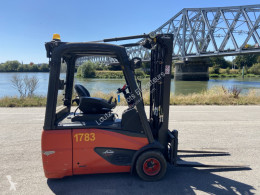 Linde electric forklift E18-02
