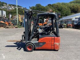 Linde E18-02 used electric forklift