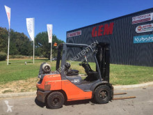 Toyota 028FGF30 used gas forklift