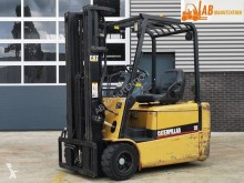Caterpillar EP20KT used electric forklift