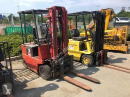 Saxby L 458 used electric forklift