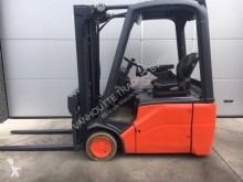 Linde E16C-01 used electric forklift