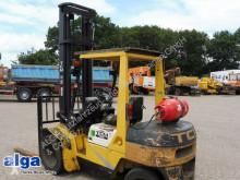 TCM FG 30 N8, Traglast 3.000kg, hubhöhe 5.000mm, LPG used diesel forklift